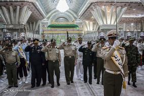مراسم شگرکزاری به مناسبت سالروز آزادسازی خرمشهر قهرمان