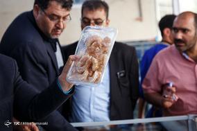 بازرسی گشت تعزیرات از واحد صنفی شهر تهران