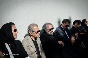 مراسم تشییع پیکر ناصر ملک مطیعی