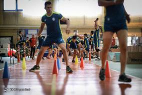 تمرین تیم ملی کبدی