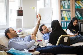 به مناسبت روز جهانی اهدای خون