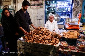 خرید عید فطر در آخرین ساعات ماه رمضان_ اهواز