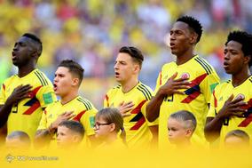 جام جهانی 2018 روسیه/دیدار تیمهای فوتبال سنگال و کلمبیا