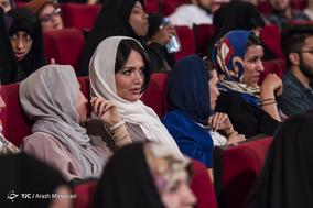 اختتامیه سومین جشنواره بین المللی حقوق بشر آمریکایی