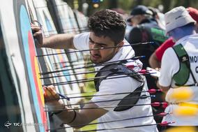 مسابقات مرحله دوم رنکینگ کشوری تیراندازی با کمان