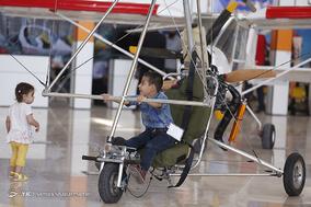 اولین نمایشگاه بین المللی پرواز و هوانوردی تفریحی