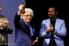 سومین دوره آیین جایزه سرو ایرانی