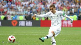 جام جهانی 2018 روسیه/دیدار تیمهای فوتبال فرانسه و ارگوئه