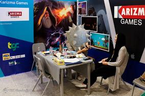 جشنواره بین المللی بازیهای رایانه ای TGC 2018