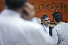 نشست خبری رئیس ستاد مبارزه با قاچاق کالا و ارز