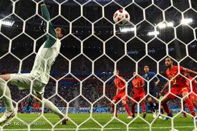 جام جهانی 2018 روسیه/دیدار تیمهای فوتبال فرانسه و بلژیک