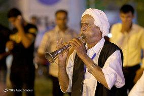 هفته فرهنگی سیستان و بلوچستان و گلستان در جزیره کیش