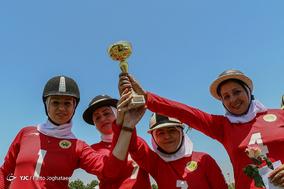 رقابتهای قهرمانی چوگان بانوان کشور