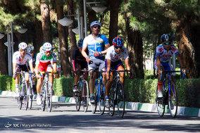 مسابقه دوچرخه سواری کورسی آقایان - کرج