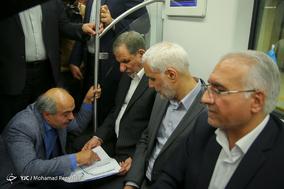 بهره برداری از فاز سه،خط یک مترو اصفهان