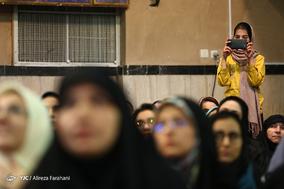 اختتامیه هشتمین جایزه ادبی پروین اعتصامی