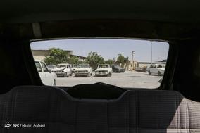 مرکز اسقاط خودروهای فرسوده