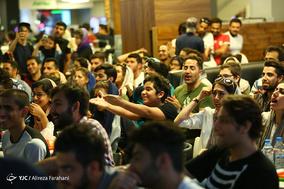 تماشای دیدار فینال جام جهانی 2018 در پردیس چارسو