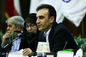 عباس اورسجی رییس فدراسیون کبدی ایران