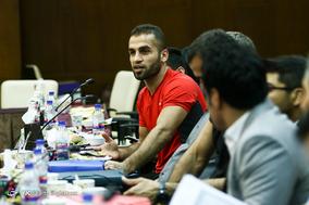 فاضل آرتچلی ملی پوش و لژیونر کبدی ایران