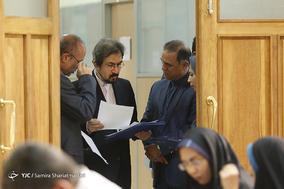 نشست خبری سخنگوی وزارت خارجه - 25 تیر 97