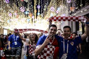 روز پایانی جام جهانی 2018 در مسکو