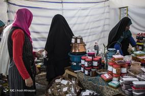 افتتاحیه اولین جشنواره شاتوت در سولقان
