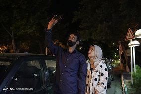 خسوف در مشهد