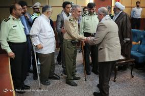 آئین نکوداشت آزادگان نیروی انتظامی