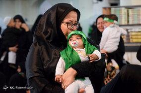 همایش شیرخوارگان حسینی در مصلی تهران و حرم حضرت عبدالعظیم(ع)