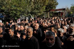 تشييع و تدفين شهيد ابوالفظل كلهر بعد از 37 سال
