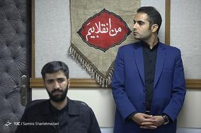 نشست خبری رئیس بنیاد آثار و نشر ارزشهای دفاع مقدس