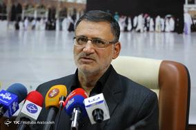 نشست خبری رئیس سازمان حج و زیارت