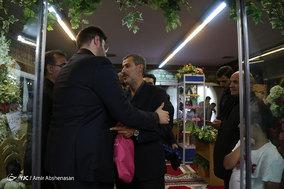 مراسم یادبود بهرام شفیع
