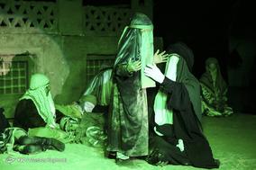 تعزیه خوانی شهادت حضرت رقیه (س) - اهواز