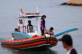 فستیوال کشوی پدل برد - جزیره کیش