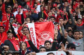 حواشی فینال فوتبال جام باشگاه های آسیا در ورزشگاه آزادی
