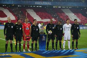 دیدار فوتبال فینال جام باشگاه های آسیا