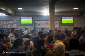 تماشای فینال فوتبال لیگ قهرمانان آسیا در اصفهان