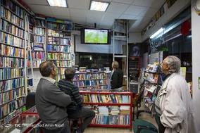 تماشای فینال فوتبال لیگ قهرمانان آسیا در همدان