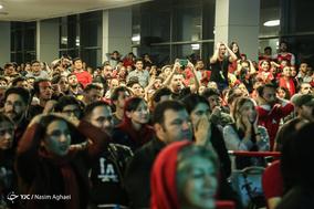 تماشای فوتبال پرسپولیس و کاشیما آنتلرز در پردیس سینمایی چارسو