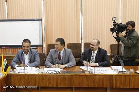 دیدارهای امروز رئیس رسانه ملی - ۲۹ آبان ماه
