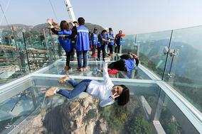 گردشگری عمودی در چین