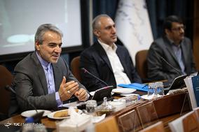 نشست خبری رئیس سازمان برنامه و بودجه کشور