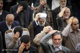 نماز جمعه تهران - ۱۶ آذر ۱۳۹۷