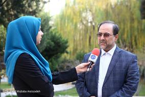 بازدید دبیرشورای عالی انقلاب فرهنگی از باشگاه خبرنگاران جوان