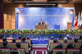 نشست وزیر آموزش و پرورش با دانشجومعلمان دانشگاه فرهنگیان