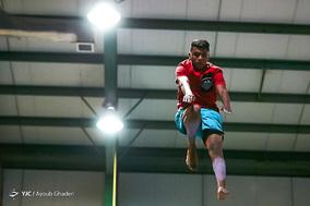 اردوی آمادگی تیم ملی ترامپولین