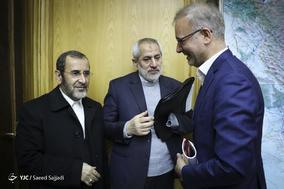 عباس جعفری دولتآبادی، دادستان عمومی و انقلاب تهران در یکصد و دوازدهمین جلسه شورای اجتماعی کشور