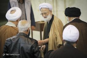 آیت الله محمد امامی کاشانی، امام جمعه موقت تهران در نماز جمعه تهران - ۲۱ دی ۱۳۹۷